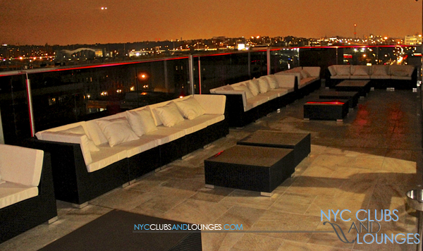 Sunset Lounge Queens