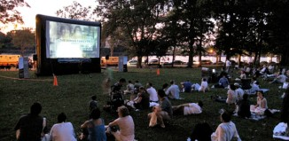 Astoria Queens Outdoor Movie