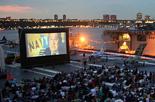 Intrepid Outdoor Movies