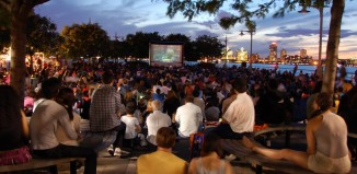Pier 46 Outdoor Movie