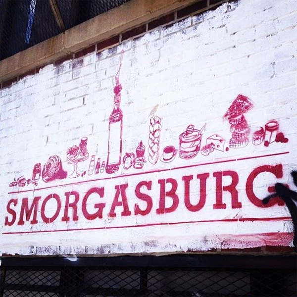 Brooklyn Food Market Smorgasburg