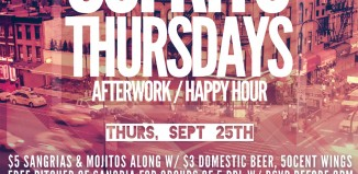 Sofrito NYC Happy Hour