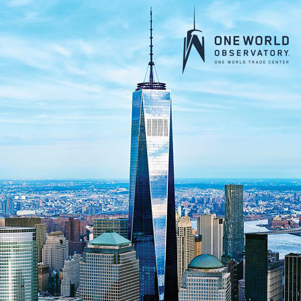 One World Observatory At The World Trade Center Nyc