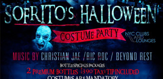 Sofrito Halloween Party