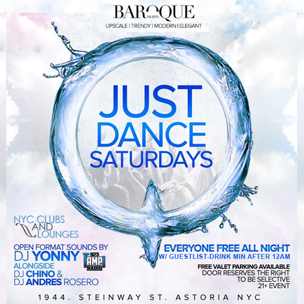 Club Baroque Astoria Queens Nightclub - NYC Clubs and Lounges