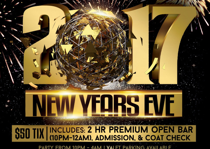 Sofrito New Year's Eve Party