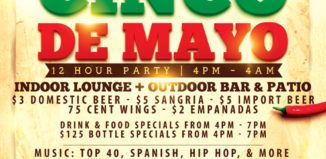 Free Cinco De Mayo Party