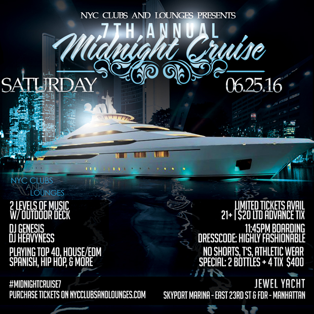 7th Annual Midnight Cruise