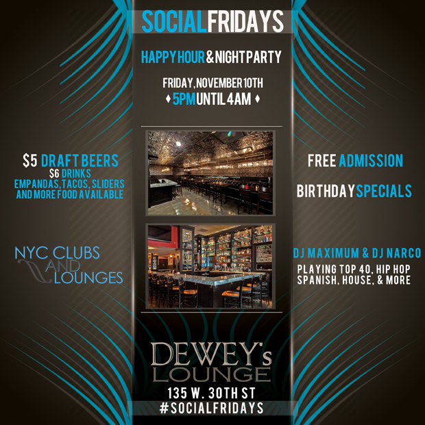 Deweys Pub and Lounge