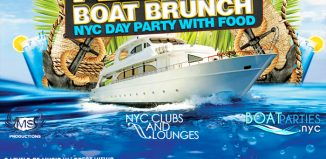 NYC Boat Brunch