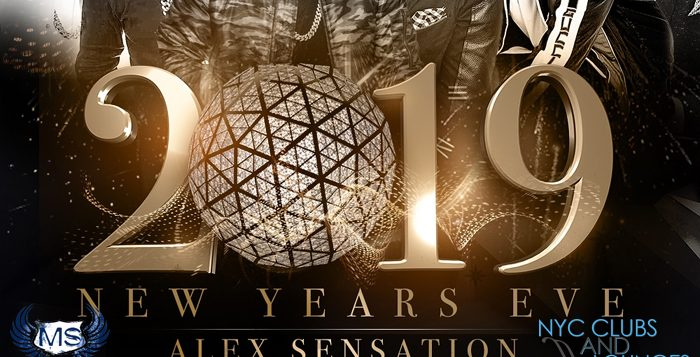 Club Amadeus New Year's Eve Party